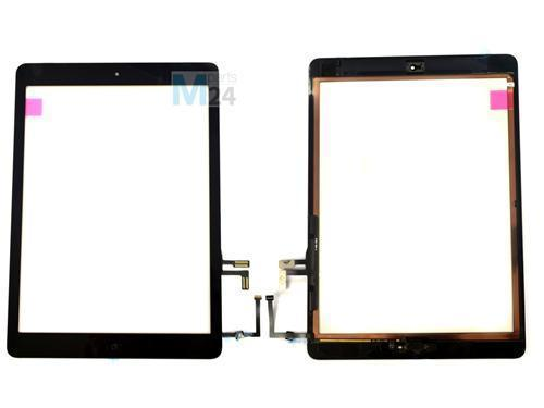ipad air display scheibe schwarz touchscreen homebutton. Black Bedroom Furniture Sets. Home Design Ideas