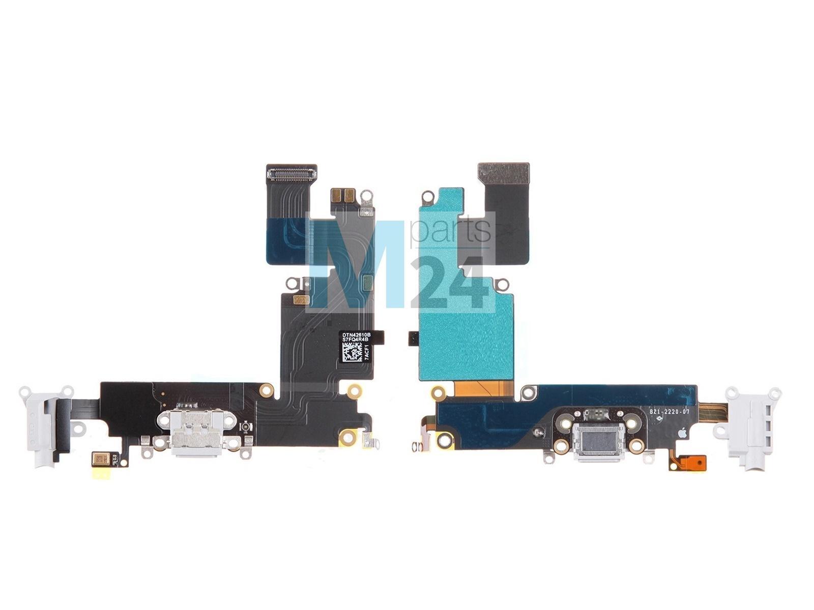 iphone 6 plus ladebuchse wei dock connector flex. Black Bedroom Furniture Sets. Home Design Ideas