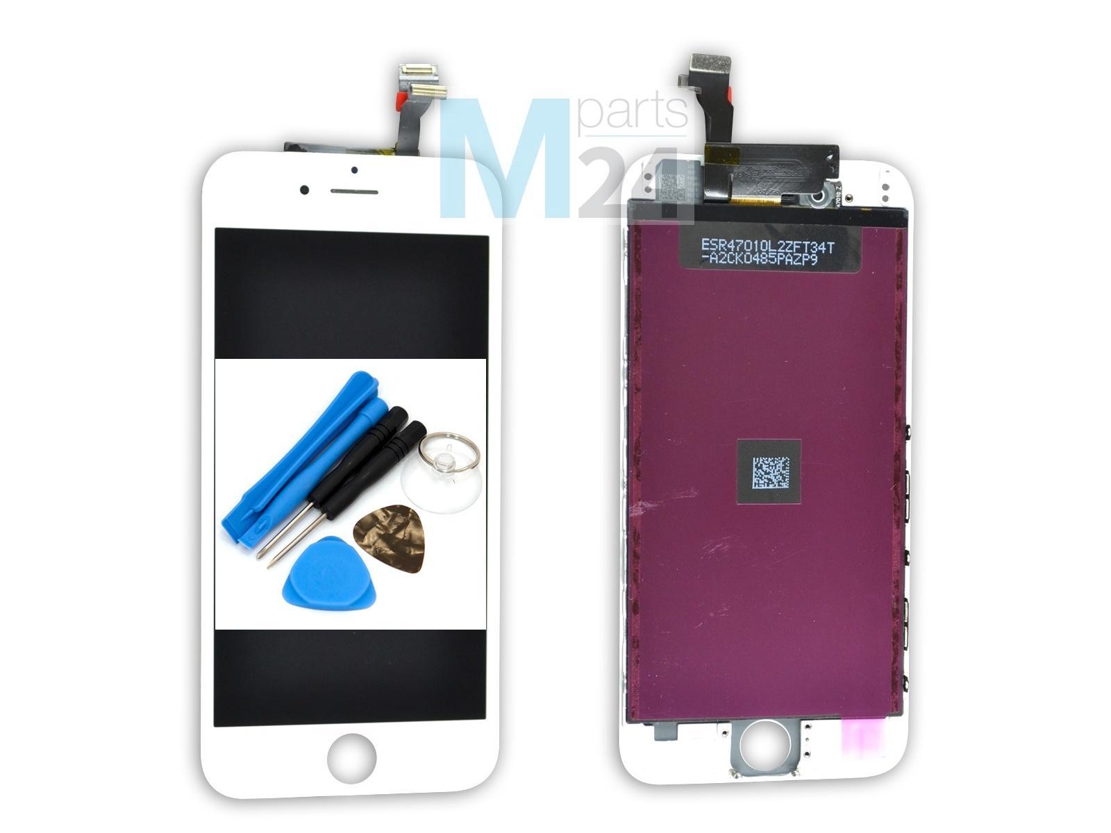 display reparatur set f r iphone 6 wei tianma lcd. Black Bedroom Furniture Sets. Home Design Ideas