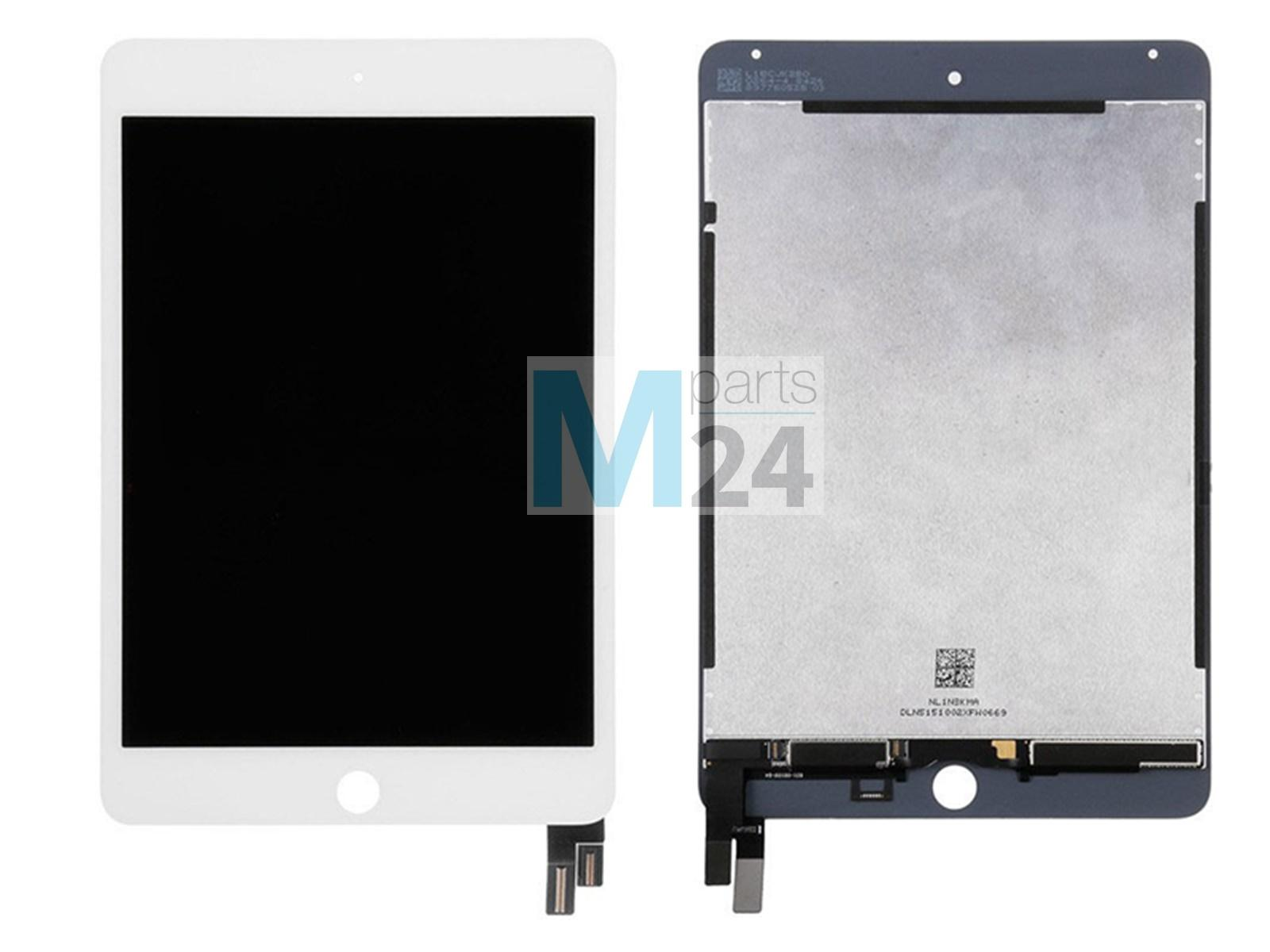 ipad mini 4 display einheit wei lcd touchscreen digitizer. Black Bedroom Furniture Sets. Home Design Ideas